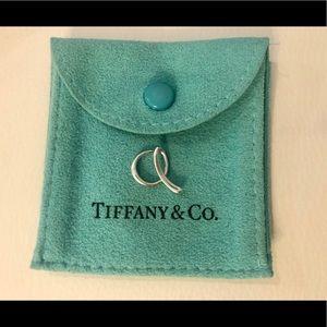 "TIFFANY & Co. Elsa Peretti® Letter ""A"" Pendant"